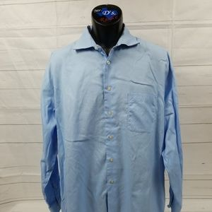 Pronto Uomo 17.5 34/35 Dress Shirt